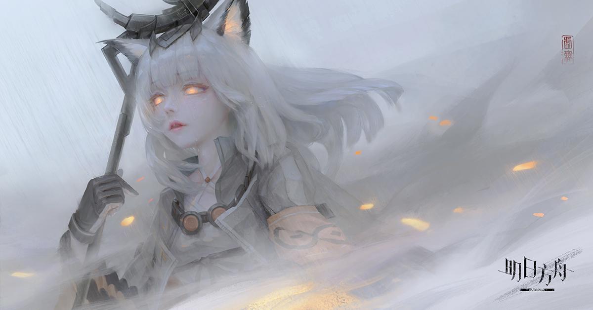 A站国人画师void气氛插画作品欣赏34P/129MB